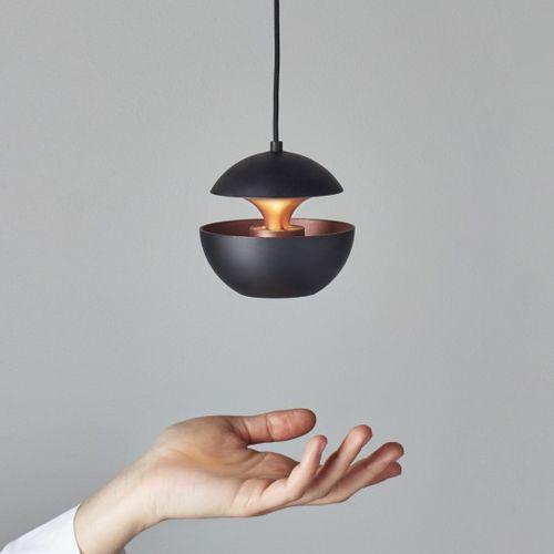 suspension / design original / en aluminium / à LED