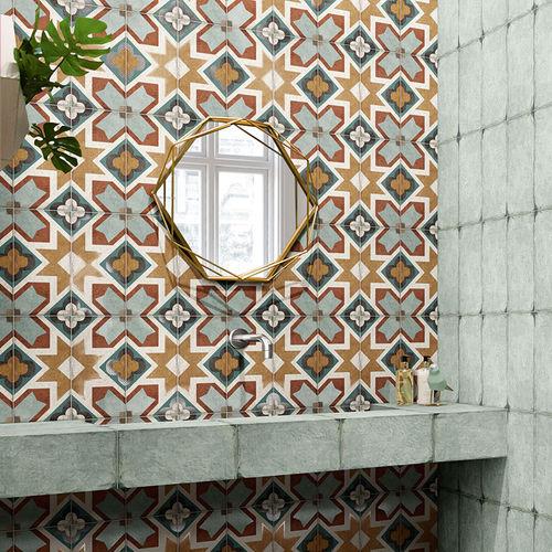 carrelage d'intérieur / mural / en céramique / 15x30 cm