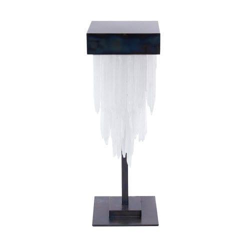 Selenite Night Lampe De Design Original Métal En Table Cravt CoWQredxBE