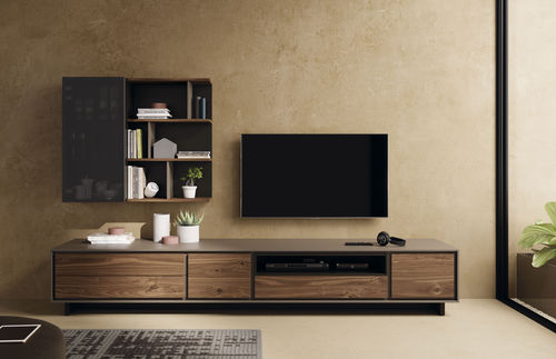 ensemble TV mural contemporain - VIVE - MUEBLES VERGE S.L.