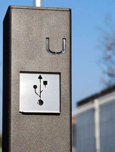 station de recharge USB - FREPAT URBAN EQUIPMENT