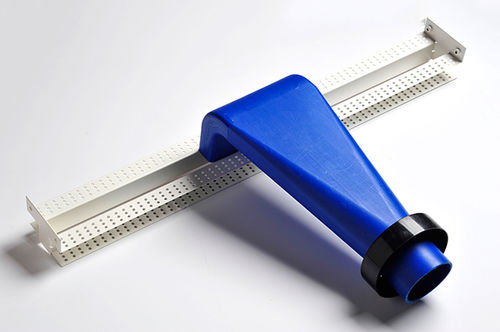 diffuseur d'air de plafond / linéaire / à fente