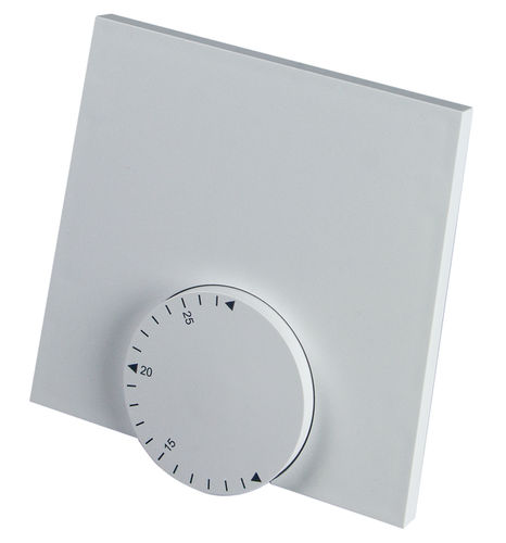 thermostat mécanique / mural / pour chauffage au sol / sans fil