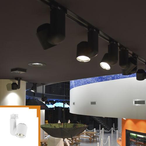 éclairage sur rail à LED - CLS LED