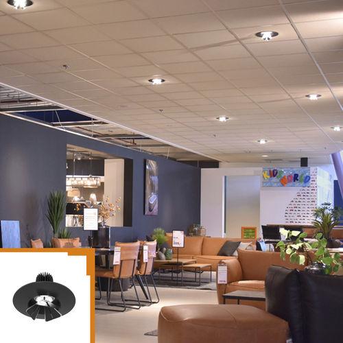 downlight encastrable au plafond - CLS LED