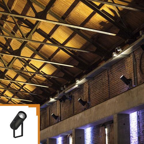 spot de plafond / mural / de sol / à LED