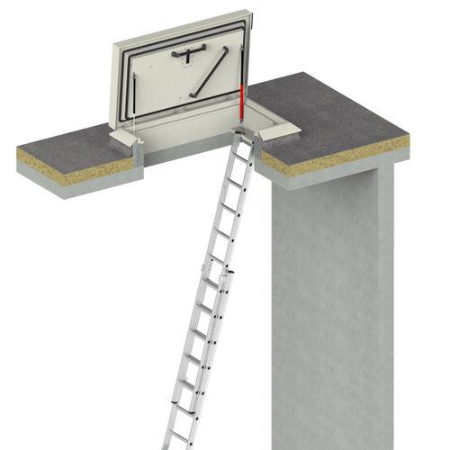 trappe de visite de toit