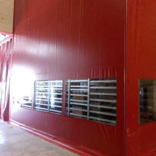membrane textile en PVC