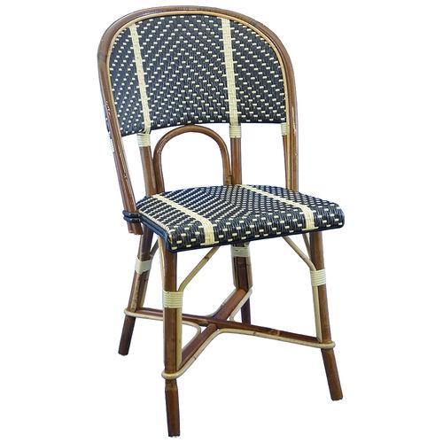 chaise classique / en rotin / professionnelle