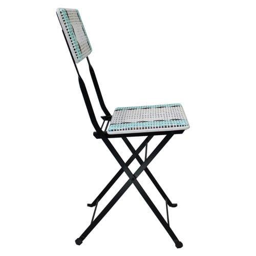 chaise de restaurant classique / pliante / en rotin / en bois courbé