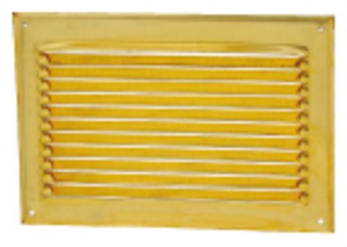 grille de ventilation en laiton
