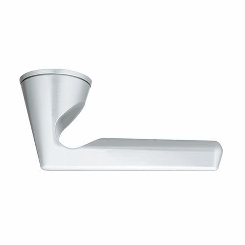 poignée pour porte / en aluminium / contemporaine