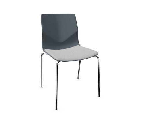 chaise visiteur contemporaine - Four Design