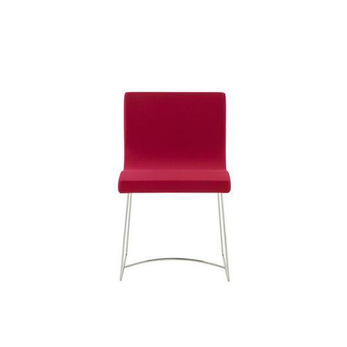 Chaise contemporaine SALA CINNA tapissée avec