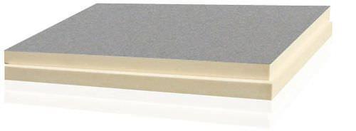 isolant thermo-acoustique / en polyuréthane / pour intérieur / en panneaux