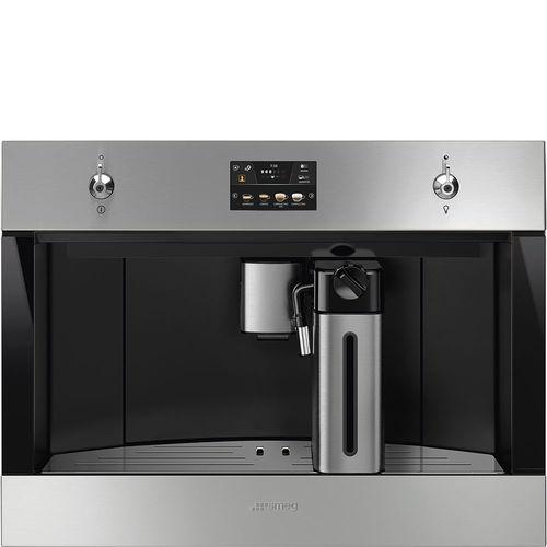 machine à café combinée / encastrable