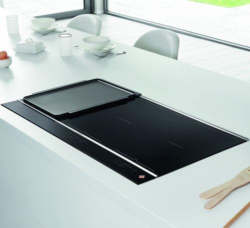 table de cuisson à induction / 5 foyers