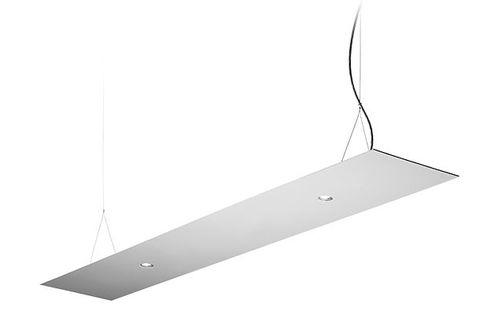 luminaire suspendu / à LED / carré / linéaire