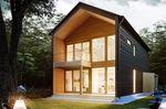 maison modulaire / moderne / en bois / écologique