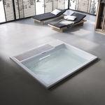baignoire en béton / professionnelle