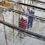 filet de protection pour chantier