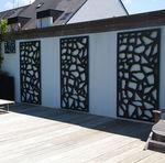 treillage pour mur végétal / en aluminium thermolaqué