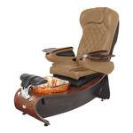 fauteuil spa pédicure avec repose-tête