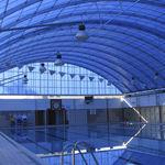 couverture de toit en polycarbonate / à joint debout / étanche / avec protection UV