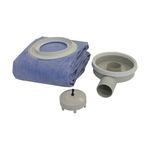 système d'étanchéité de renfort / pour douche / en PVC