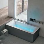 baignoire intégrée