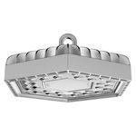 luminaire suspendu / à LED / hexagonal / d'extérieur