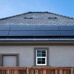 tuile pour panneau photovoltaïque