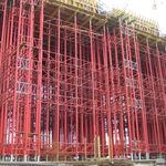 blindage de fouilles en aluminium