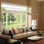 fenêtre coulissante / en vinyle / à double vitrage / isolante
