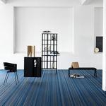 revêtement de sol en vinyle / écolabel Floorscore® / tissé / fait main