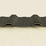 tôle ondulée / pour toiture / pour bardage