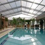 abri de piscine haut