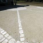 revêtement de sol en béton / routier / résidentiel / pour espace public