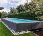 piscine en panneaux