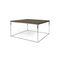 table basse contemporaine / en chêne / en noyer / en plaqué bois