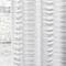 tissu pour rideaux / à rayures / en polyester / en laine
