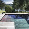 piscine avec fond mobile