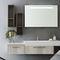 meuble vasque mural / en bois / contemporain / avec tiroirs
