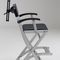 fauteuil de maquillage réglable / avec repose-tête / pliant