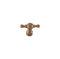 bouton de meuble classique / en bronze / en fer