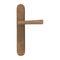 poignée de porte / en bronze / en fer / classique