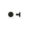 bouton de meuble classique