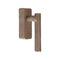 poignée pour fenêtre / en bronze / en fer / classique