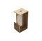 poignée de tirage pour porte coulissante / en bronze / en fer / classique