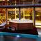 spa encastrable / hors-sol / rectangulaire / 8 places